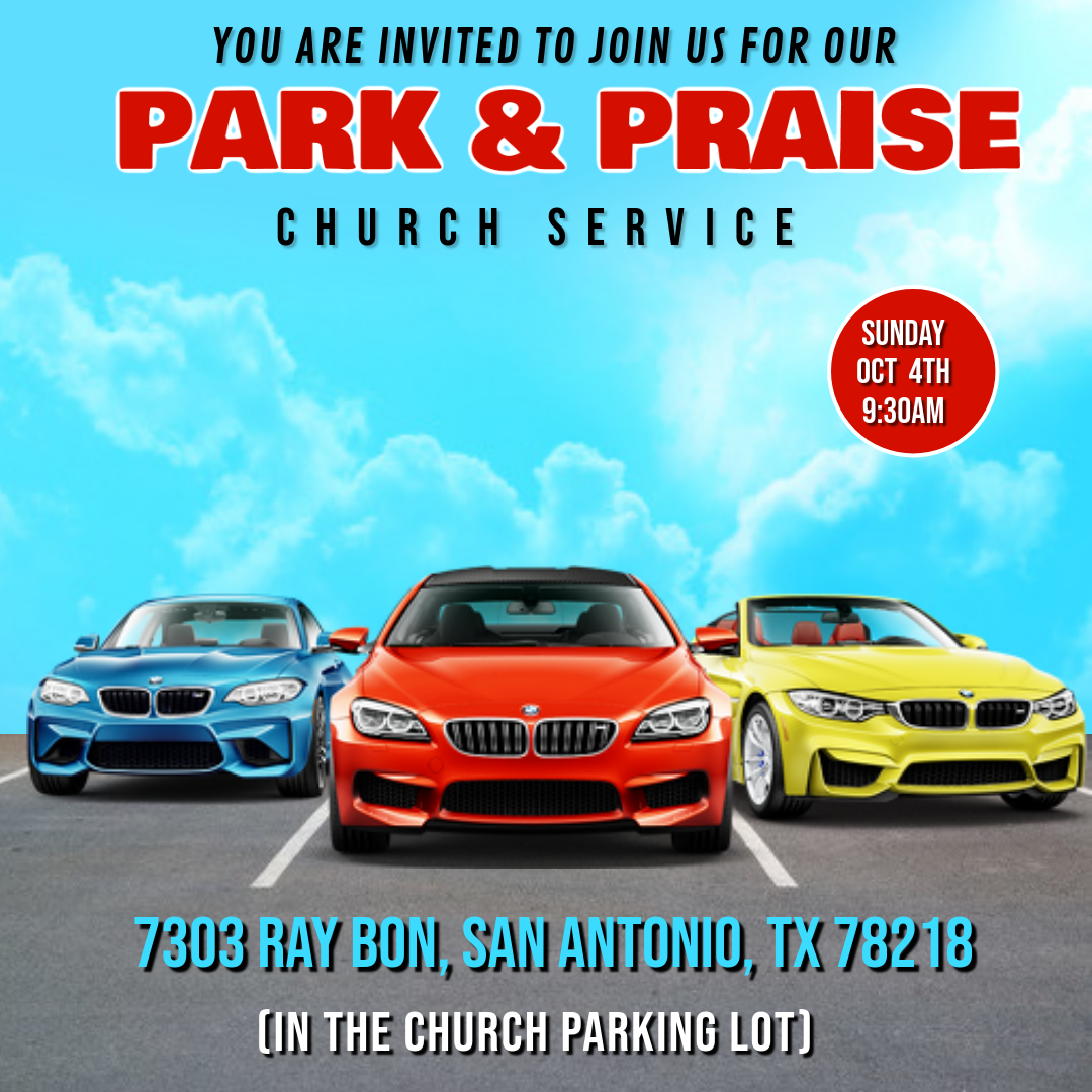 Copy of PARK PRAISE CHURCH SERVICE FLYER TEMPLATE - Made with PosterMyWall (2)